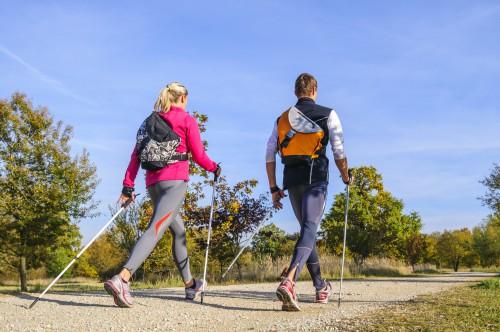 Nordic Walking Stöcke Länge Berechnen Und Größentabelle