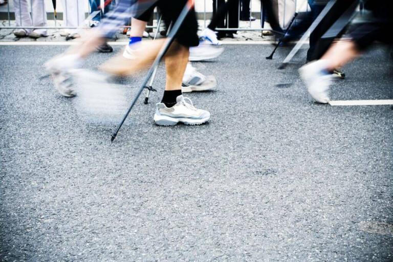 Nordic-Walking-Termine. – © Bildagentur PantherMedia / blasbike